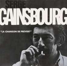 Serge Gainsbourg: La Chanson De Prevert (180g), LP