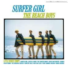 The Beach Boys: Surfer Girl (180g), LP