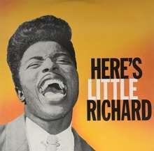 Little Richard: Here's Little Richard (180g), LP