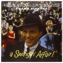 Frank Sinatra (1915-1998): A Swingin' Affair (remastered) (180g), LP