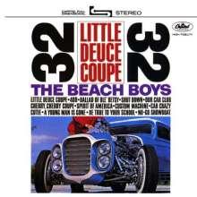 The Beach Boys: Little Deuce Coupe (180g), LP