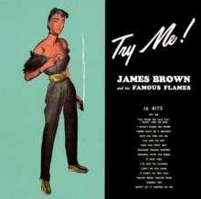 James Brown: Try Me (180g), LP