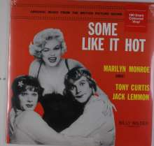 Marilyn Monroe: Filmmusik: Some Like It Hot (O.S.T.) (180g) (Colored Vinyl), LP