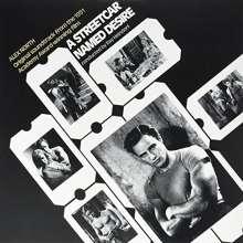 Alex North (1910-1991): Filmmusik: A Streetcar Named Desire (180g) (Limited Edition) (Clear Vinyl) (45 RPM), LP