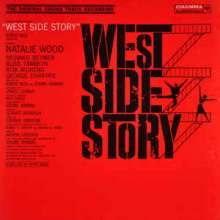 Leonard Bernstein (1918-1990): Filmmusik: West Side Story (180g) (Colored Vinyl), LP