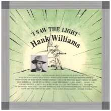 Hank Williams: I Saw The Light (180g), LP