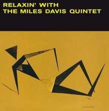 Miles Davis (1926-1991): Relaxin' (180g), LP
