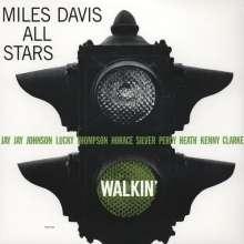 Miles Davis (1926-1991): Walkin' (180g), LP