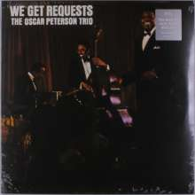 Oscar Peterson (1925-2007): We Get Requests (180g), LP