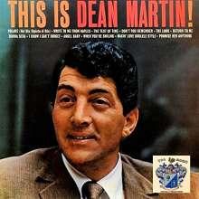 Dean Martin: This Is Dean Martin (180g), LP