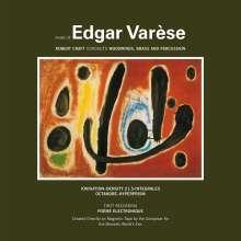 Edgar Varese (1885-1965): Music of Edgar Varese Vol.1 (180g), LP