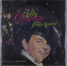 Frank Sinatra (1915-1998): A Jolly Christmas From Frank Sinatra (Limited-Edition) (Picture Disc), LP