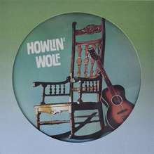 Howlin' Wolf: Howlin Wolf (180g) (Picture-Disc), LP