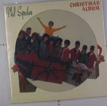 Phil Spector: A Christmas Gift For You (180g) (Limited-Edition) (Picture Disc), LP
