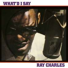 Ray Charles: What'd I Say (180g) (Picture Disc), LP