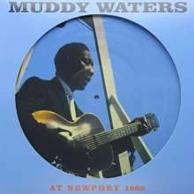 Muddy Waters: At Newport (180g) (Picture Disc), LP