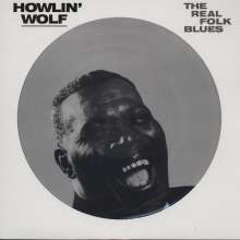 Howlin' Wolf: The Real Folk Blues (180g) (Picture Disc), LP