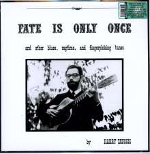Harry Taussig: Fate Is Only Once (180g), LP