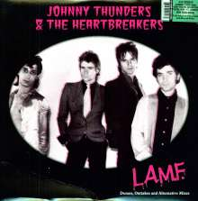 Johnny Thunders: L.A.M.F. - Demos, Outtakes And Alternative Mixes (180g), LP