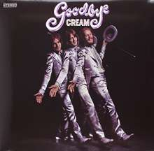 Cream: Goodbye, LP