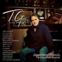 T.G. Sheppard: Legendary Friends & Country Duets, CD