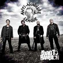 Anti-Nowhere League: Road To Rampton, CD