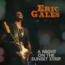 Eric Gales (Bluesrock): A Night On The Sunset Strip, 2 CDs
