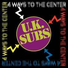 U.K.Subs: 4 Ways To The Center, 4 CDs