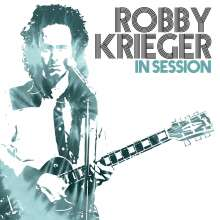 Robby Krieger: In Session (Limited Edition) (Blue Vinyl), LP