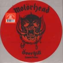 Motörhead: Overkill (remastered) (Limited-Edition) (Red Vinyl), LP