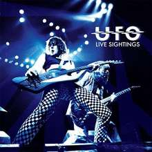 UFO: Live Sightings (Limited-Edition-Box-Set) (Yellow Vinyl), 4 CDs