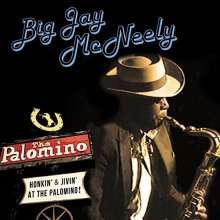 Big Jay McNeely (1927-2018): Honkin' & Jivin' At The Palomino: Live 1989, 1 CD und 1 DVD
