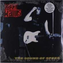 Larry Wallis: The Sound Of Speed, LP