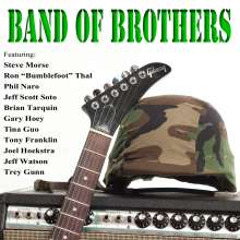 Band Of Brothers, CD