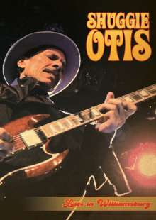 Shuggie Otis: Live In Williamsburg 2013, DVD