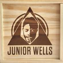 Junior Wells: Box Of Blues, 8 CDs