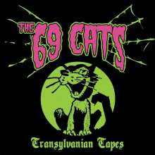 The 69 Cats: Transylvanian Tapes (Deluxe-Editiion), CD