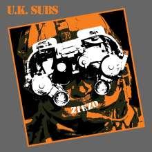 UK Subs: Ziezo (Limited-Edition) (White Vinyl), LP