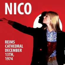 Nico: Reims Cathedral, December 13th,1974, CD
