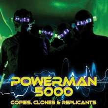 Powerman 5000: Copies, Clones & Replicants (Limited Edition) (Green Vinyl), LP