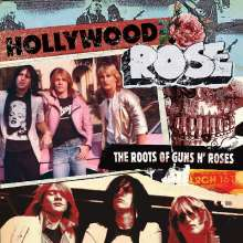 Hollywood Rose: The Roots Of Guns N'Roses (Limited-Edition) (Red Vinyl), LP