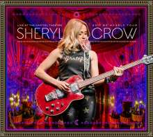 Sheryl Crow: Live At The Capitol Theatre 2017, 2 CDs
