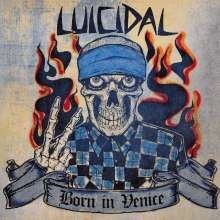 Luicidal: Born In Venice (Limited-Edition) (Blue Vinyl), LP