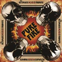 Pop Sampler: Pure Fire - The Ultimate Kiss Tribute (Limited-Edition) (Splatter Vinyl), LP