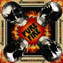 Pure Fire: The Ultimate Kiss Tribute (Limited-Edition), 1 CD und 1 DVD