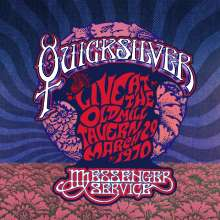 Quicksilver Messenger Service (Quicksilver): Live At The Old Mill Tavern - March 29, 1970, 2 LPs