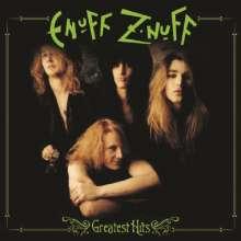 Enuff Z'nuff: Greatest Hits (Limited Edition) (Green/Black Splattered Vinyl), LP