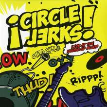 Circle Jerks: Live At The House Of Blues (Deluxe-Edition), 2 LPs