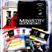 Ministry: Trax-Box, 7 CDs
