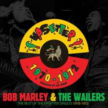 "Bob Marley (1945-1981): Best Of The Upsetter Singles 1970-1972 (Limited-Edition), 7 Single 7""s"